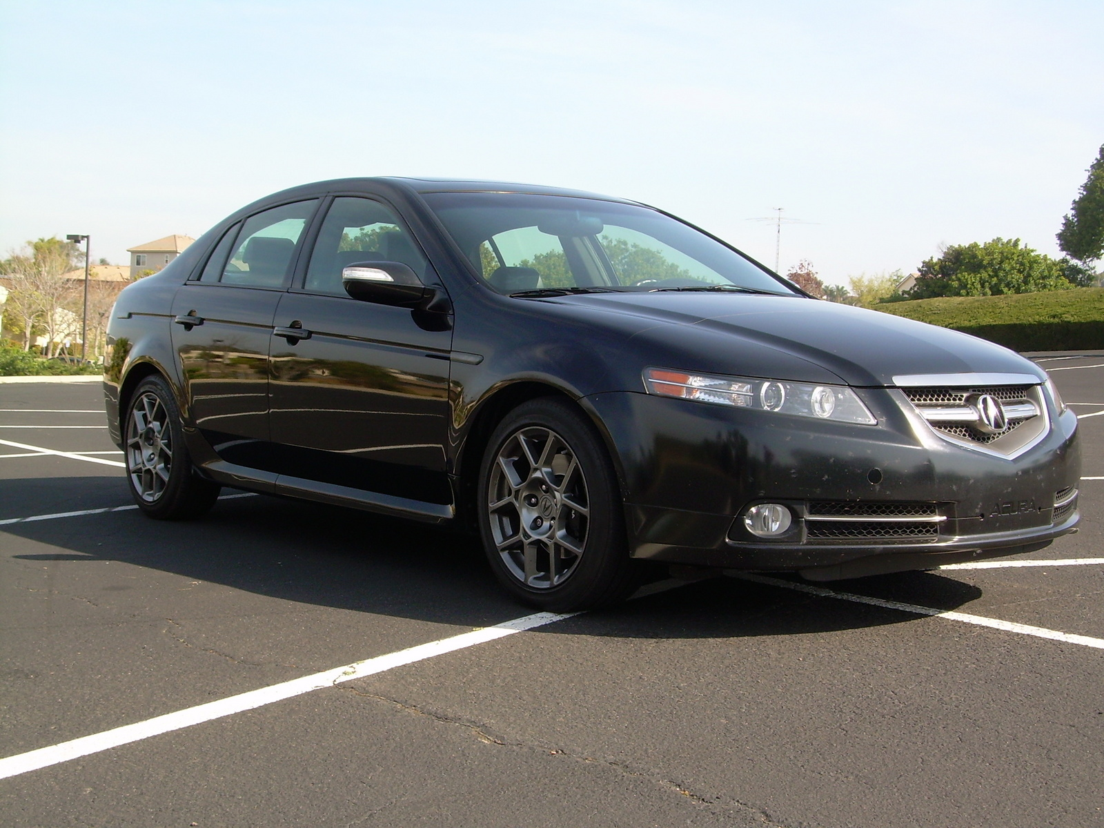 picture of 2008 acura tl type s exterior. Black Bedroom Furniture Sets. Home Design Ideas