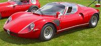1968 Alfa Romeo 33 Stradale Overview