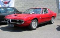 1972 Alfa Romeo Montreal Overview