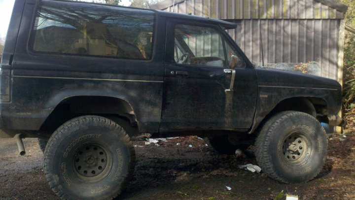 1987 Ford Bronco II picture