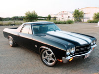 1970 Chevrolet El Camino Overview