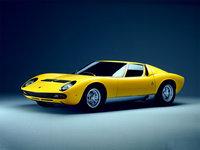 1971 Lamborghini Miura Overview