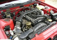1982 Toyota Supra 2 dr liftback L-type picture, engine