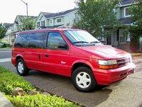 Picture of 1995 Dodge Caravan 3 Dr STD Passenger Van, exterior