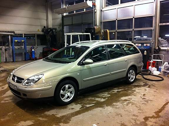 Picture of 2004 Citroen C5