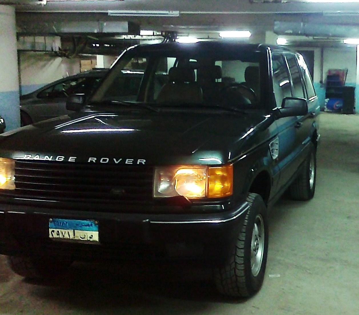 Land Rover 4 Hse: 2000 Land Rover Range Rover
