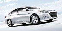 2011 Hyundai Sonata Hybrid Picture Gallery