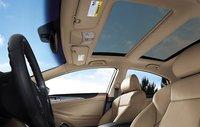 2011 Hyundai Sonata Hybrid, Interior View, interior, manufacturer