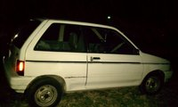 1991 Ford Festiva GL, New monster lol, exterior