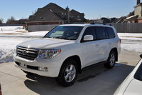 2011 Toyota Land Cruiser Overview