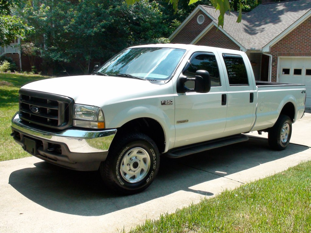 2004 ford f 350 super duty exterior pictures cargurus. Black Bedroom Furniture Sets. Home Design Ideas