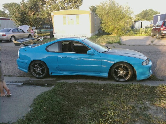 1992 Honda Prelude 2 Dr Si Coupe, my ride!