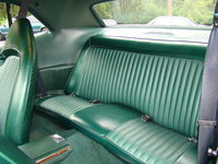 1974 Dodge Challenger picture, interior