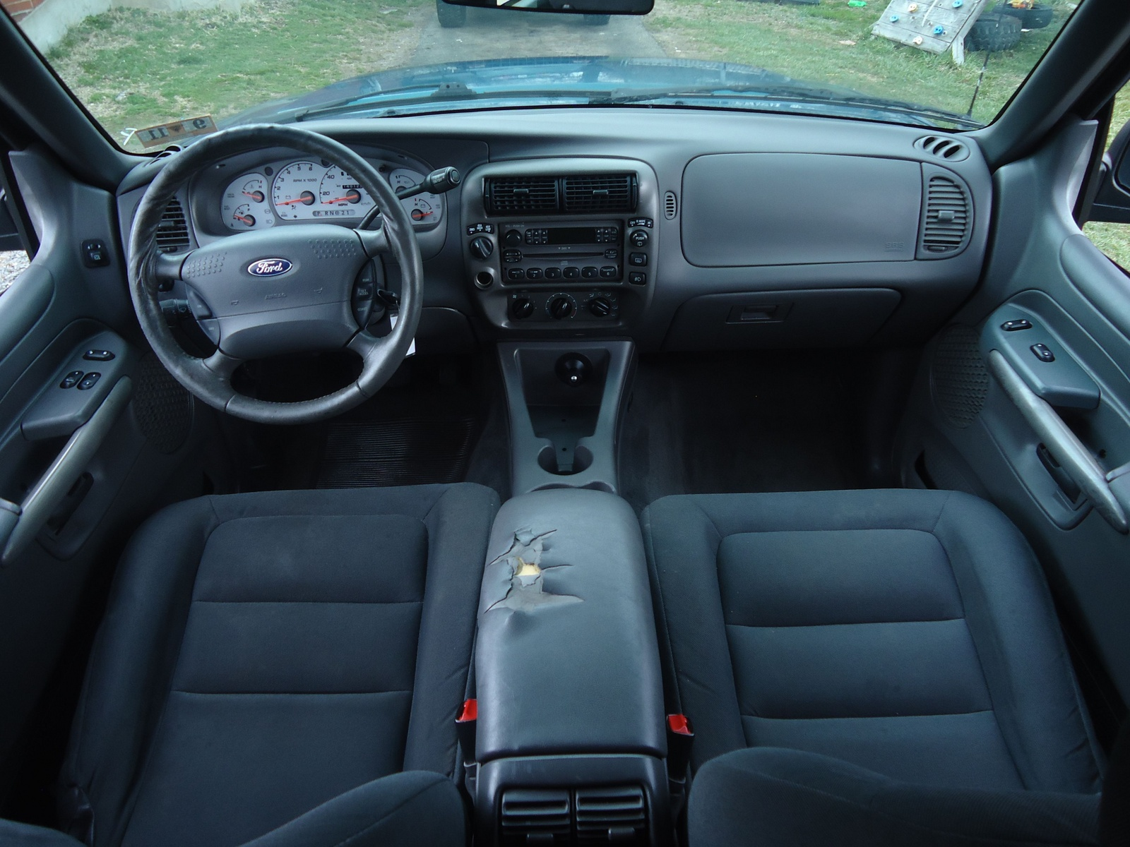 2001 ford explorer sport trac for sale car interior design - Ford explorer sport trac interior parts ...