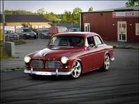 1967 Volvo Amazon Overview