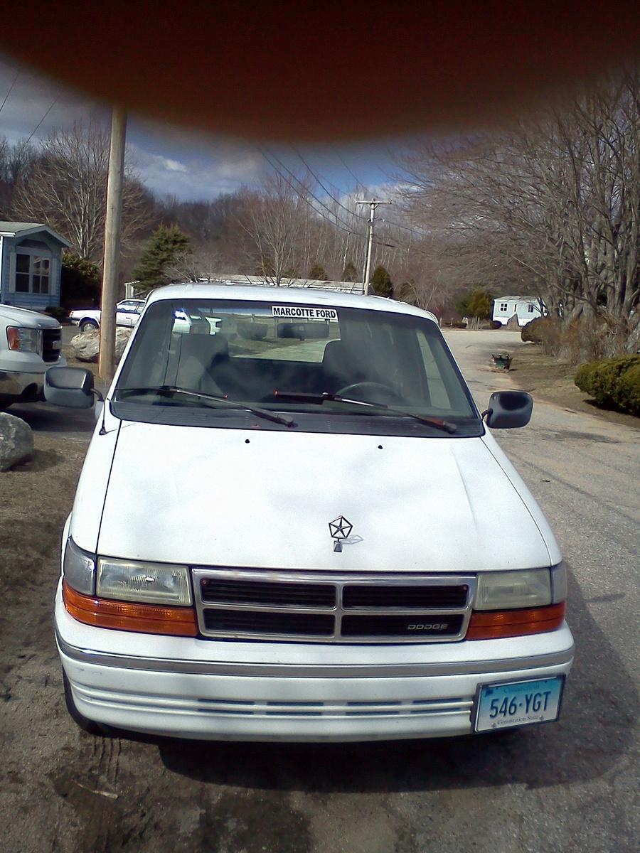... Caravan - Pictures - 1993 Dodge Caravan 3 Dr STD Ca... - CarGurus