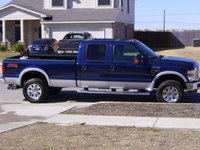 Picture of 2008 Ford F-350 Super Duty Lariat Crew Cab 4WD, exterior, gallery_worthy