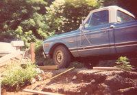 1972 GMC Sierra Overview