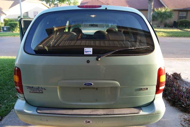 1998 Ford Windstar - Pictures