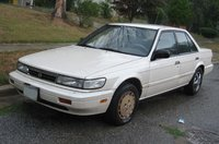 Picture of 1988 Nissan Stanza, exterior