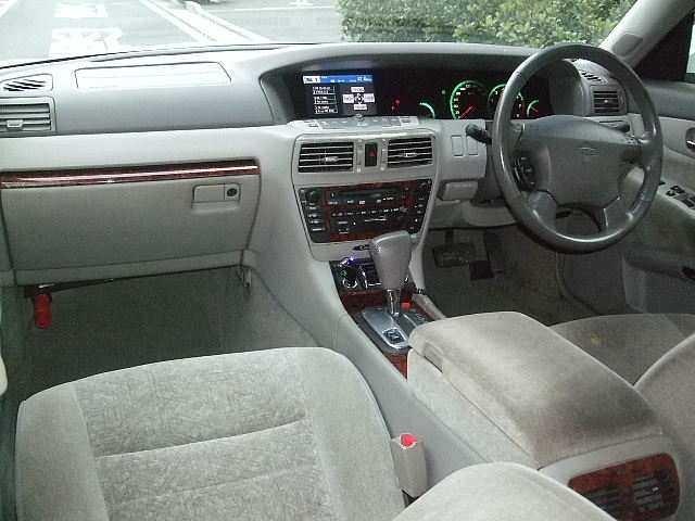 2001 Nissan Cedric, interior, interior
