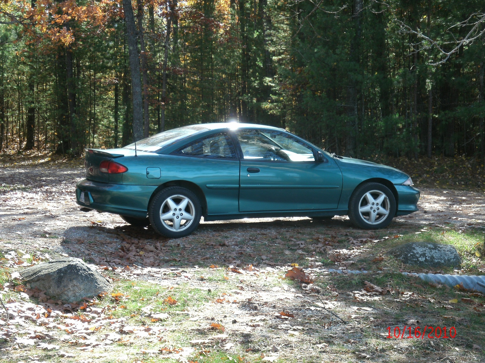 1999 Chevrolet Cavalier 2 Dr Z24 Coupe 24L 5 Speed