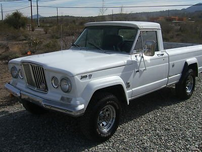 1972 Jeep Gladiator - Pictures - 1972 Jeep Gladiator picture