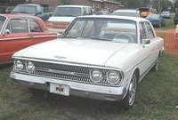 1963 AMC Ambassador Overview