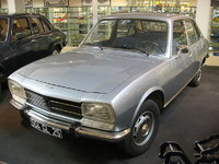 1973 Peugeot 504 Overview