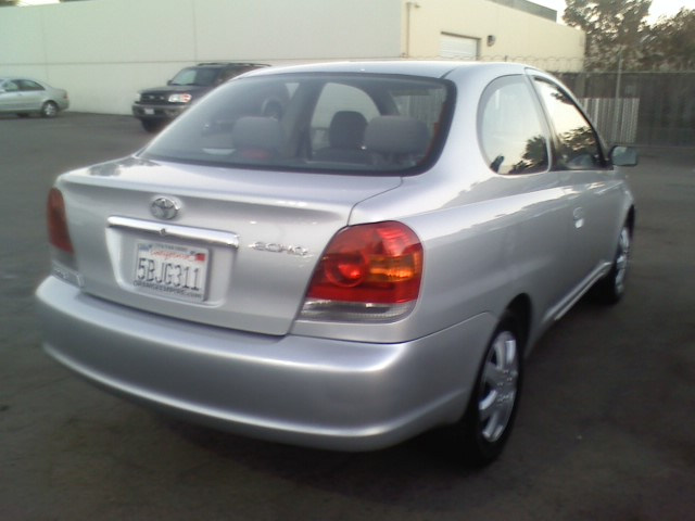 2003 Toyota ECHO 2 Dr STD Coupe - Pictures - Picture of 2003 Toyota ...