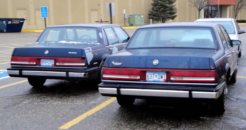 1990 Buick LeSabre Custom Sedan - Pictures - 1990 Buick LeSabre Custom ...