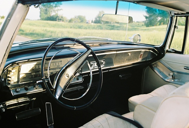 Picture of 1990 Chrysler Imperial, interior, gallery_worthy