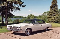 1964 Chrysler New Yorker, 64 Imperial Crown Coupe, exterior