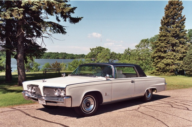 64 Imperial Crown Coupe