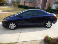 Picture of 2007 Honda Civic Coupe LX, exterior, gallery_worthy