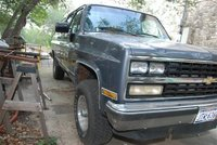 1990 Chevrolet Suburban V1500 4WD, Picture of 1990 Chevrolet Suburban 4 Dr V1500 4WD SUV