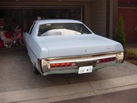 1972 Plymouth Fury, Doesnt fit in the driveway, my son nicknamed the plymouth Horton the elephant, exterior