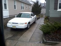 Picture of 1992 Ford Crown Victoria, exterior, gallery_worthy