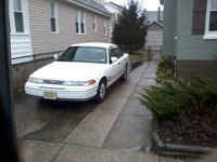1992 Ford Crown Victoria, 1993 Ford Crown Victoria picture, exterior
