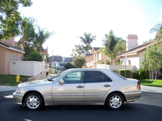 Picture of 1997 Mercedes-Benz C-Class