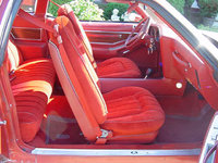 Picture of 1977 Pontiac Grand Prix, interior