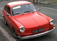 1971 Volkswagen 1600 Overview