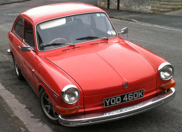 Picture of 1971 Volkswagen 1600 Fastback