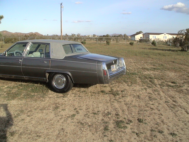 1978 Cadillac Fleetwood picture
