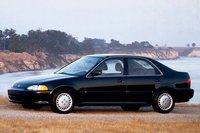 Picture of 1992 Honda Civic DX, exterior