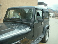 1987 Jeep Comanche, YJ not Comanche, exterior