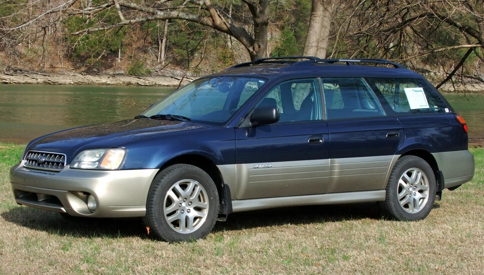 2004 Subaru Outback Pictures Cargurus