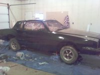 1981 Pontiac Grand Prix, just finished painting and putting in a engine in my grand prix, exterior