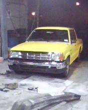 Picture of 1990 Mazda B2000