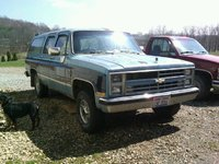 1986 Chevrolet Suburban, this is what it looks like now, exterior, gallery_worthy